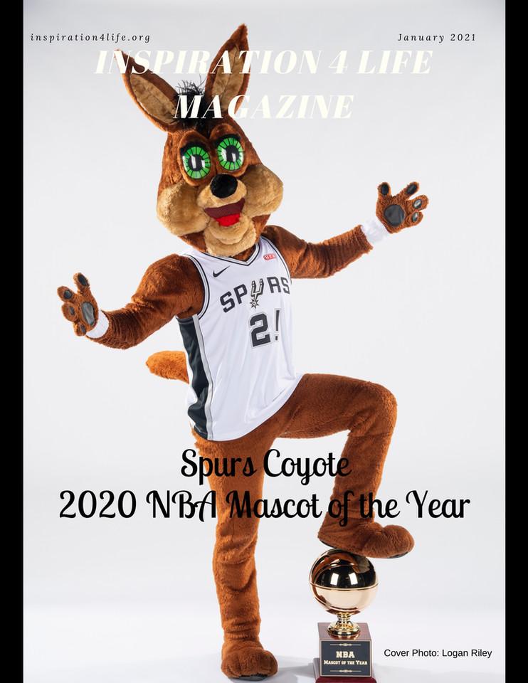 January 2021 Inspiration 4 Life Magazine