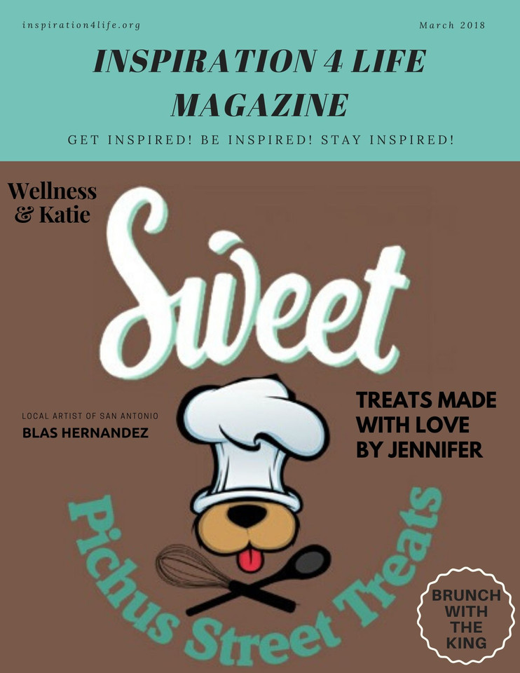 March 2018 Inspiration 4 Life Magazine