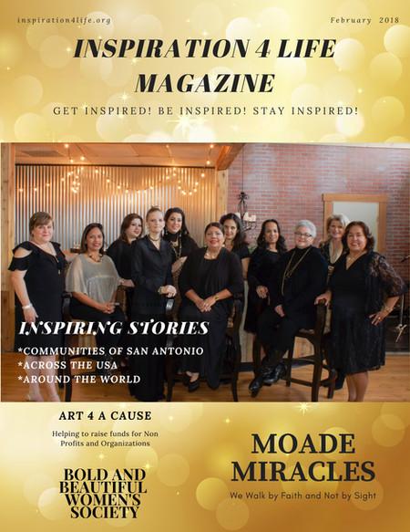 February 2018 Inspiration 4 Life Magazine