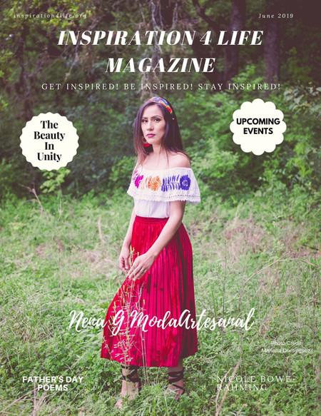June 2019 Inspiration 4 Life Magazine