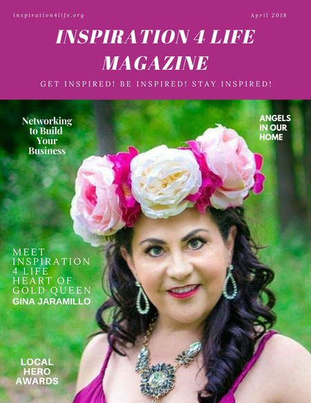 April 2018 Inspiration 4 Life Magazine