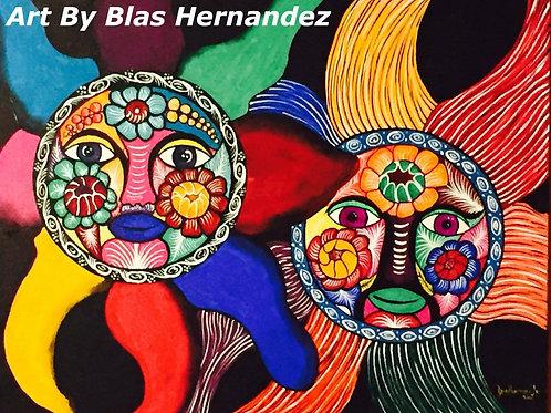 Art by Blas Hernandez