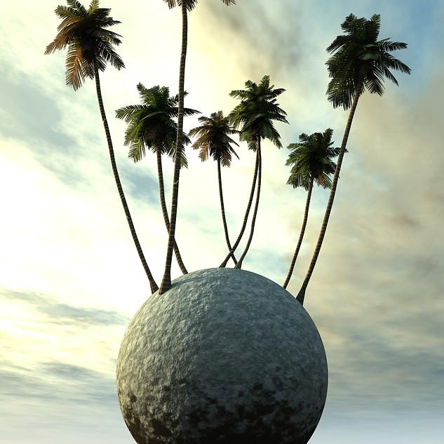 Palm Globe