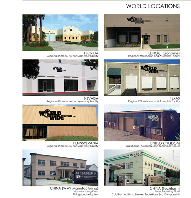 World Wide Fittings page 3