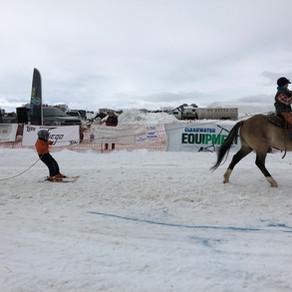 Wood River Extreme Ski Joring Association in Bellevue, Idaho-CANCELLED