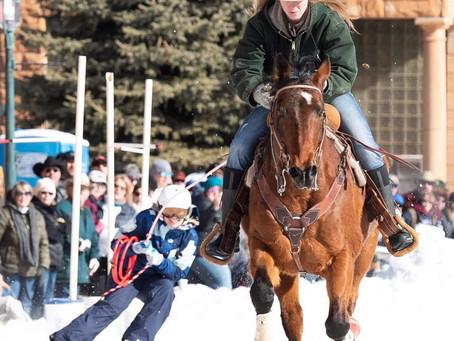 Jackson County Ski-Jor Wars in Buffalo, WY