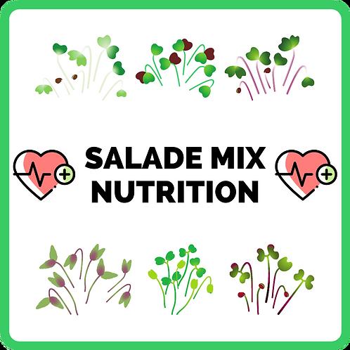 Salade Mix   Nutrition 🥗