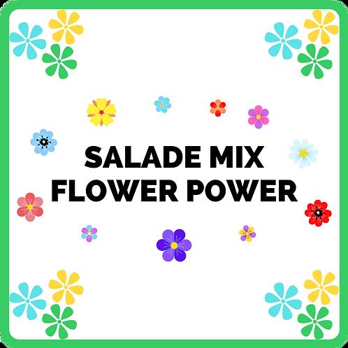 Salade Mix | Flower Power 🌸