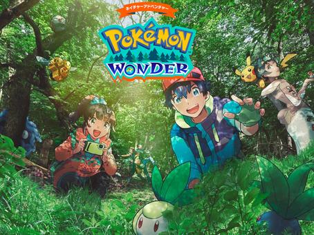 Pokémon Wonder: Gotta See 'Em All