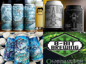 A Six-Pack Of Gaming Inspired Beers
