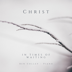 Front Cover - Christ In Times of Waiting