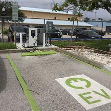 EV Parking space