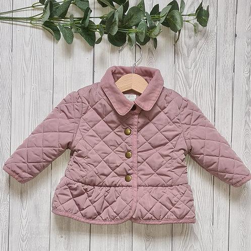 Mamas & Papas Baby Girl Coat 3-6 Months