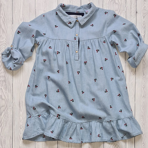 Zara Girls Dress 4-5 Years