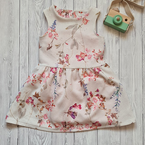 Next Girls Dress 3 Years