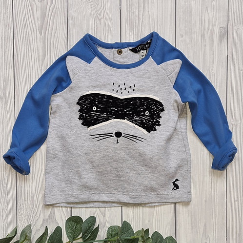 Joules Baby Boys Top 3-6 Months