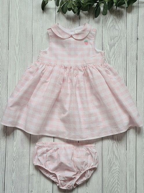 Next Girls Dress 9-12 Months