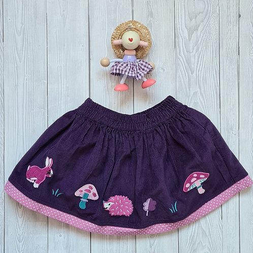 JoJo Maman Bebe Girls Skirt 12-18 Months