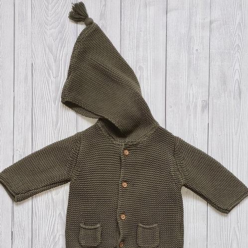 Next Baby Boy Cardigan 0-3 Months