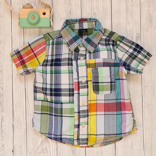 Boy Gap Shirt 12-18 Months