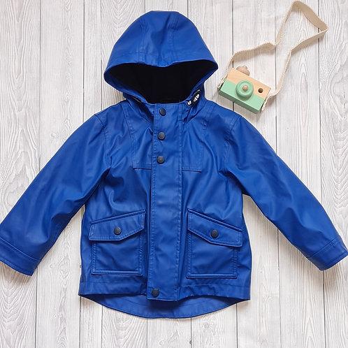 M&S Boys Rain Coat 2-3 Years