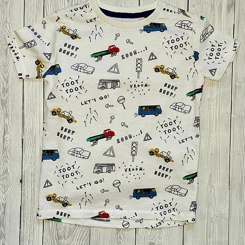 Next Boys T-shirt 2-3 years