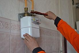 Услуги по ремонту газовых счетчиков