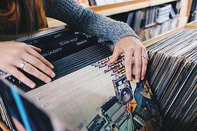 shop vinyl records