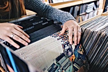 shop vinyl records