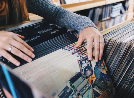 Let's Bring it back to vinyl!
