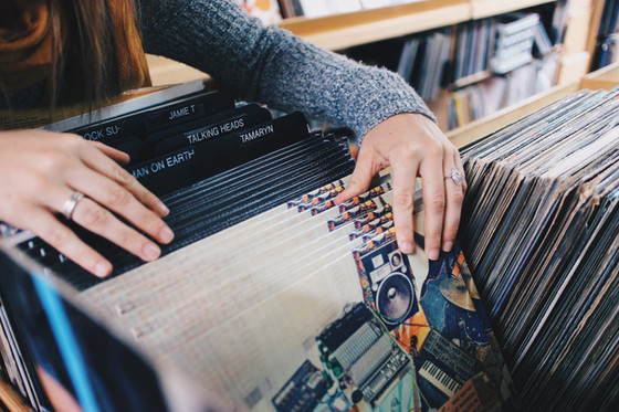 How we're keeping the record store business alive