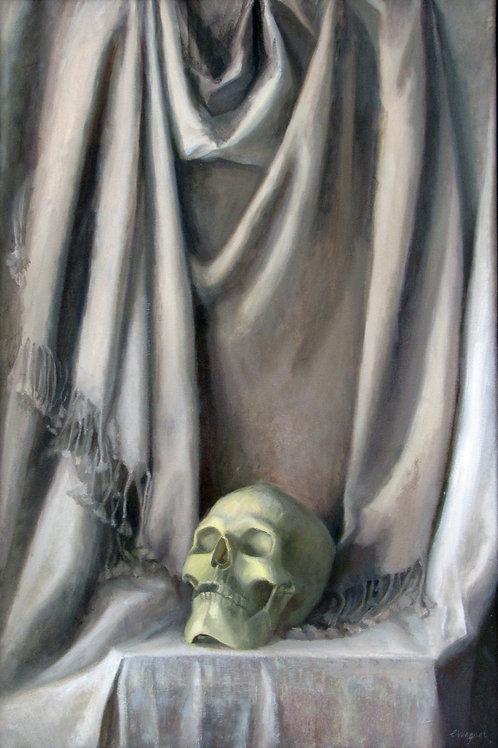Skull and Drape