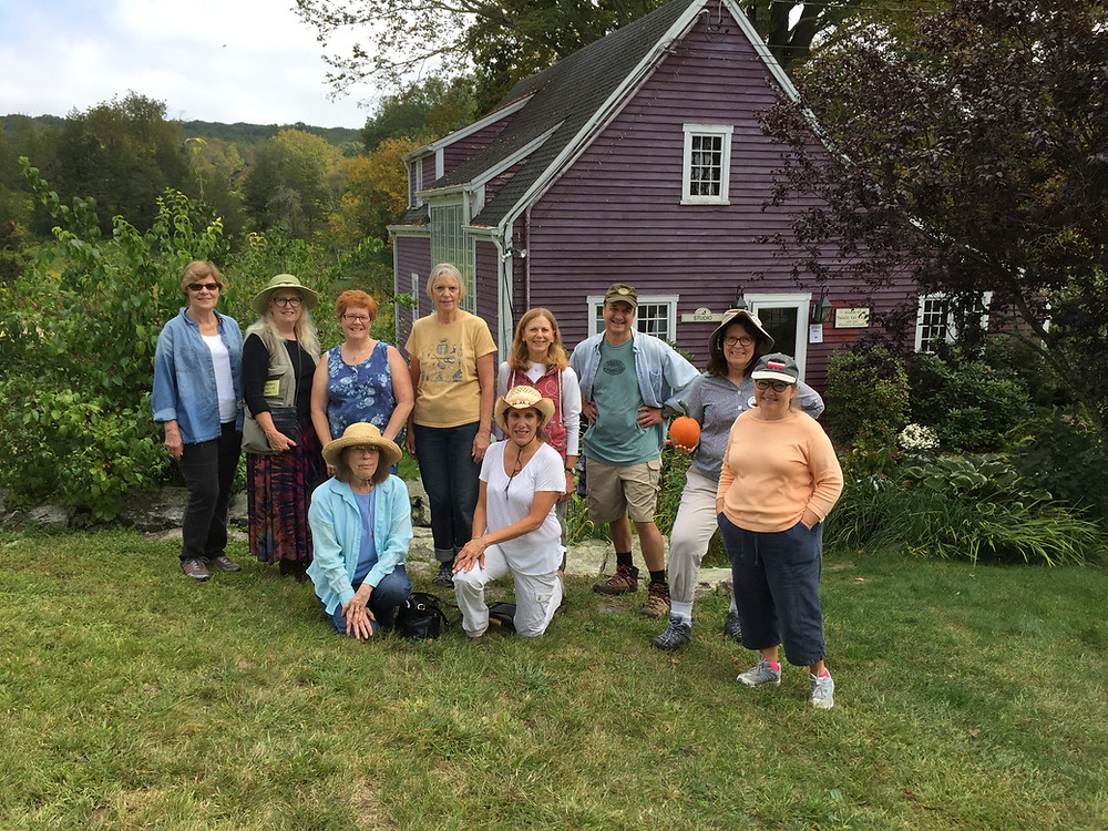 The Pomperaug  Outdoor Painters