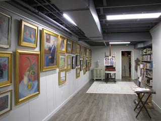 The Finished Art Studio