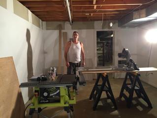 The Studio Renovation Continues