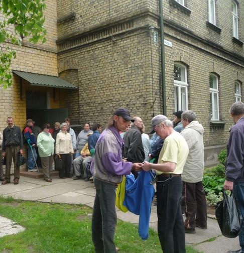 Zupas virtuve Ciānas draudze 2012 pavasaris