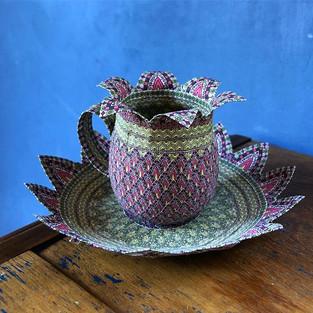 Petal Paper Cup