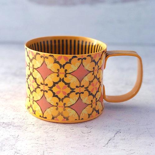 Saffron Yellow 12 oz. Mug