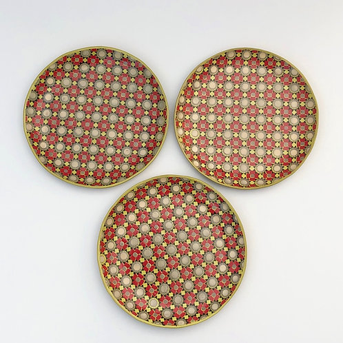 Set of 3 Tapas Plates