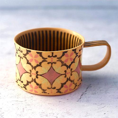 Saffron  8 oz. Coffee/Tea Cup
