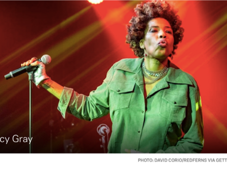 Grammy.com   Macy Gray LaunchesMYGOOD.ORG To SupportFamilies Affected By Police Brutality