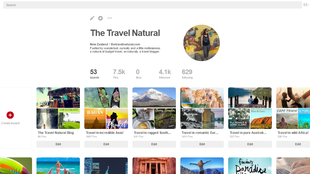 How you can use Pinterest to make your travel blog a success