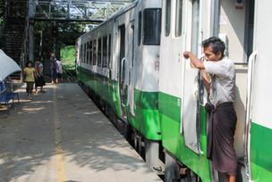 Yangon and me