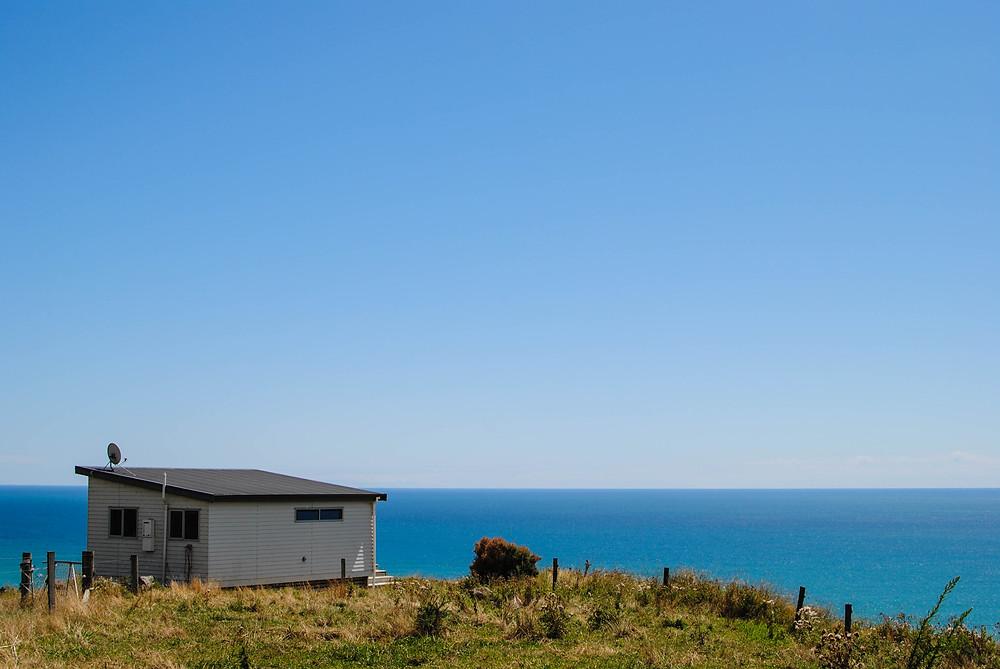 whitecliff hut