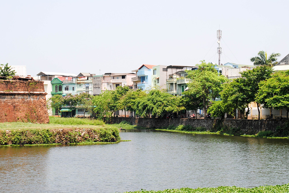 Vietnam Hue River