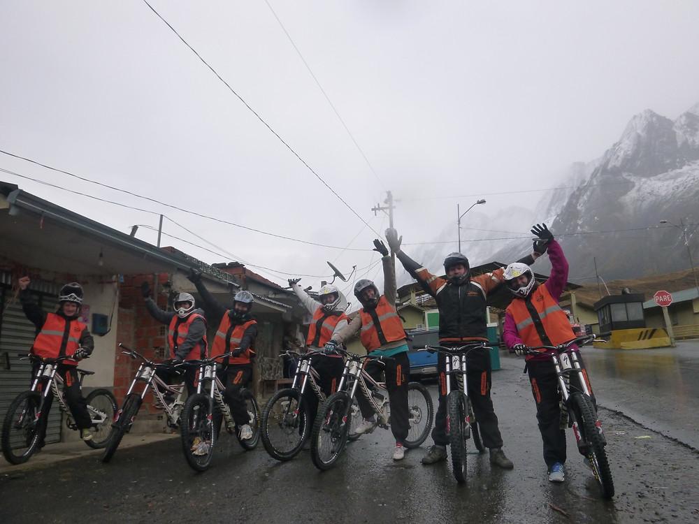 bolivia cycle tour