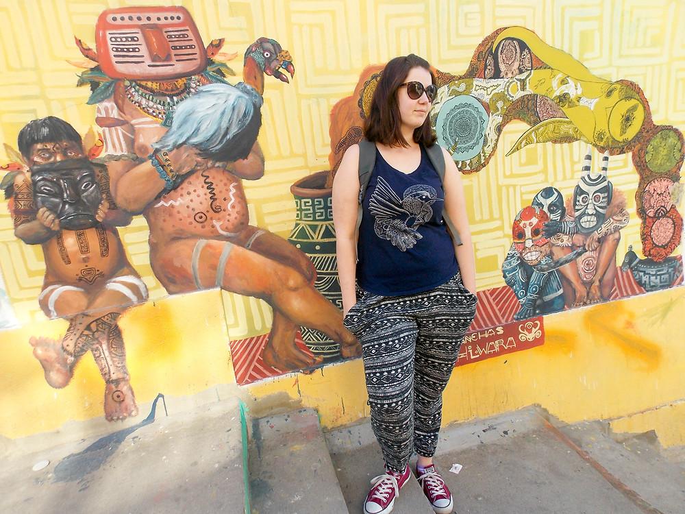 street art south america
