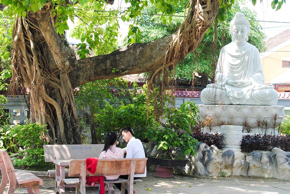 Hoi An Vietnam couple