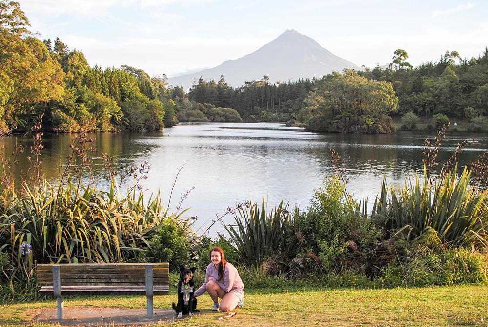 lake mangamahoe taranaki