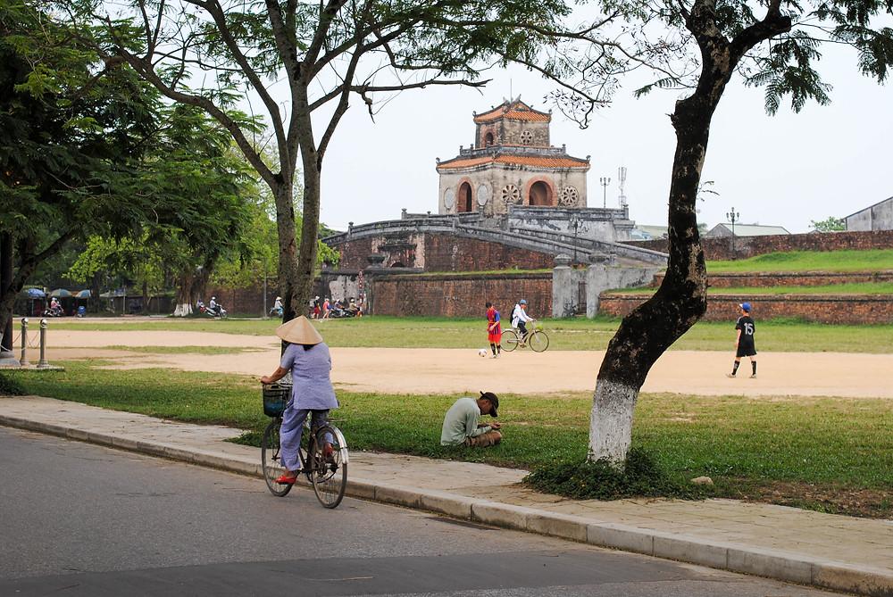 park hue vietnam